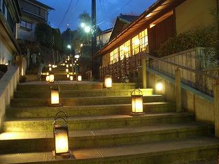 愛宕坂 灯の回廊2007